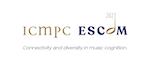 ICMPC and ESCOM logos